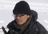 Inspector Sergey Rentin
