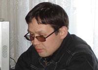 Inspector Oleg Rahtil'kun