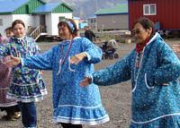 Эскимосский танец