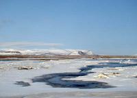 Spring in the Chukotka region