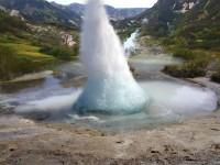 Жемчужина Камчатки - долина гейзеров.